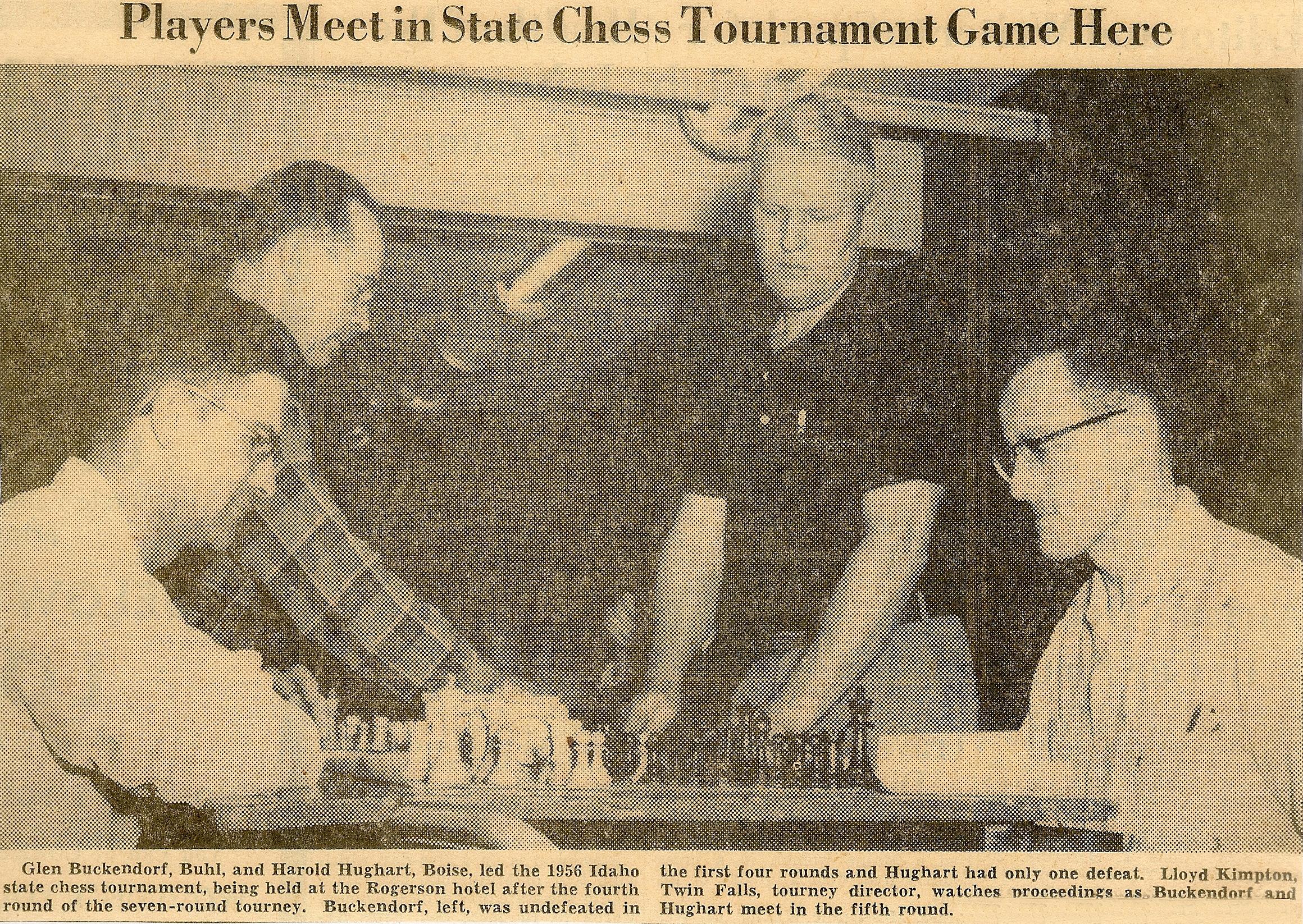 1956 Idaho State Championship0001