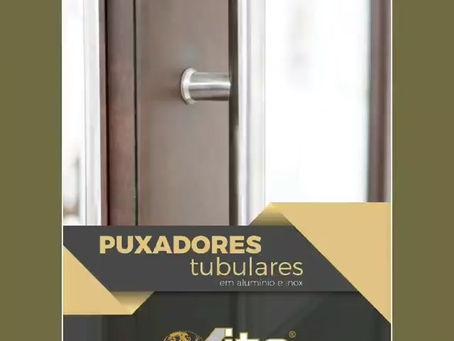 VITA COMPONENTES APRESENTA CATÁLOGO DE PUXADORES