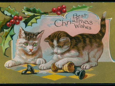 Twas the Night Before Christmas . . .by Christopher Willard