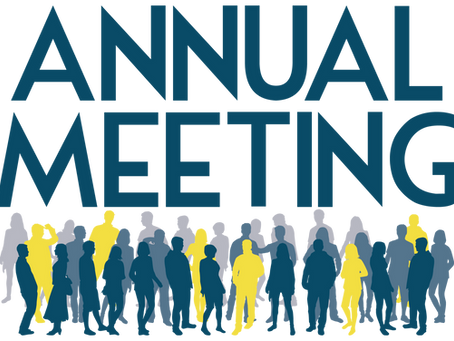 Agenda for the Annual Meeting