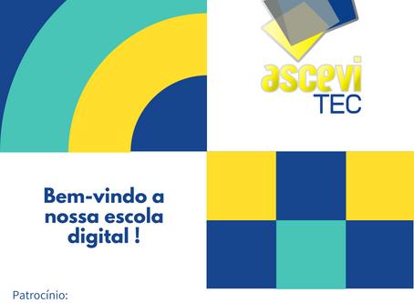 ASCEVI LANÇA ESCOLA DIGITAL BUSCANDO PROMOVER EDUCAÇÃO EM MEIO À PANDEMIA