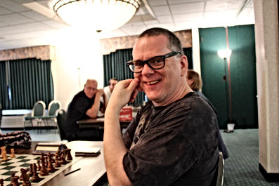 Jeff Roland at the Idaho Closed