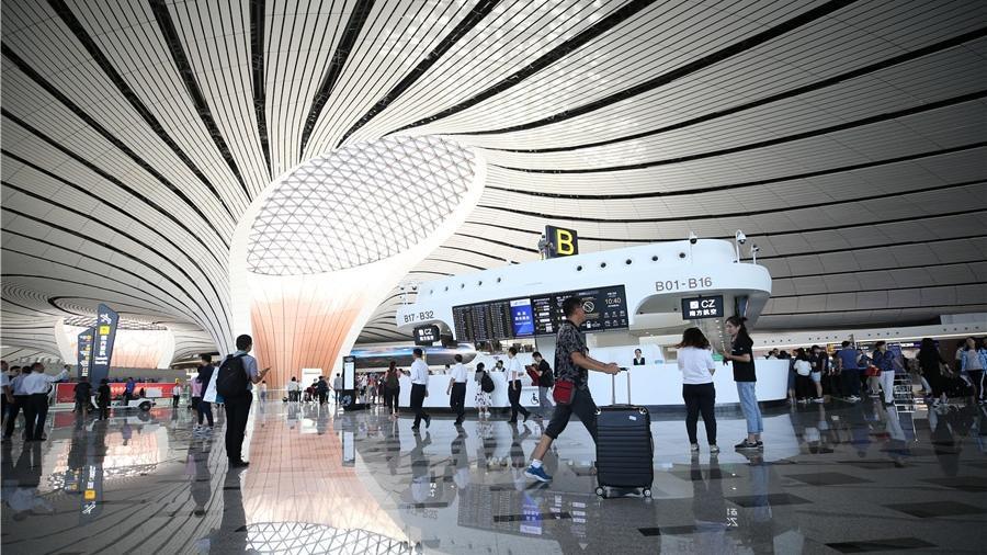 Aeroporto Pequim-Daxing