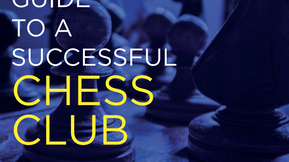 Need to start a chess club?