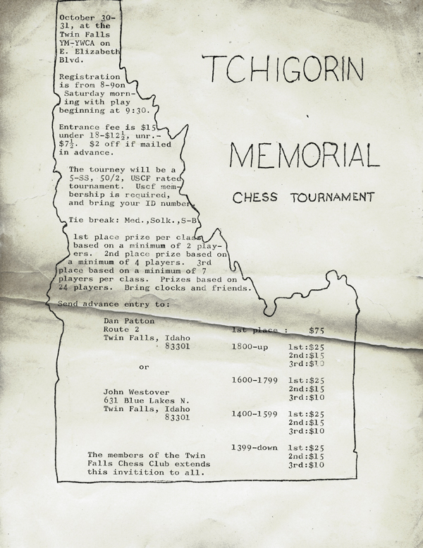 1976 Tchigorin Memorial