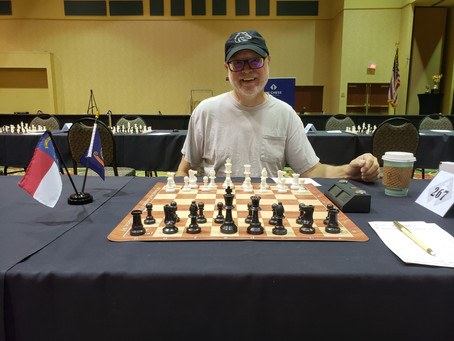 My Accidental Trip to the USCF National Senior Invitational Tournament Who Says there is no luck in