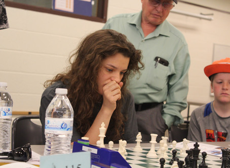 Athlete of the Week:  A Chess Player!