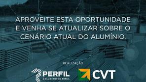 PERFIL ALUMÍNIO DO BRASIL CONVIDA PÚBLICO DA CONSTRUÇÃO CIVIL PARA ACOMPANHAR LIVE