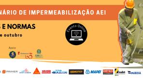SIKA PARTICIPA NO 11º SEMINÁRIO DE IMPERMEABILIZAÇÃO DA AEI