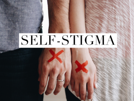 YIN vs YANG - SELF-CARE vs SELF STIGMA
