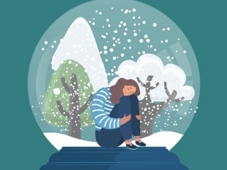 DEALING WITH SEASONAL AFFECTIVE DISORDER