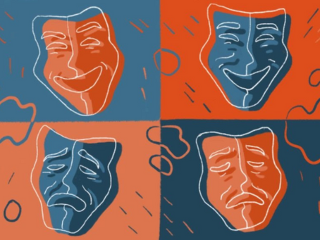 MASKS OF PERSONALITY: KNOWING & COPING