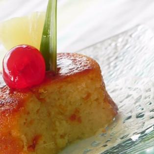 Gâteau à l'ananas selon Jean-Pierre Coffe