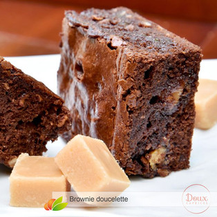 Brownie doucelette