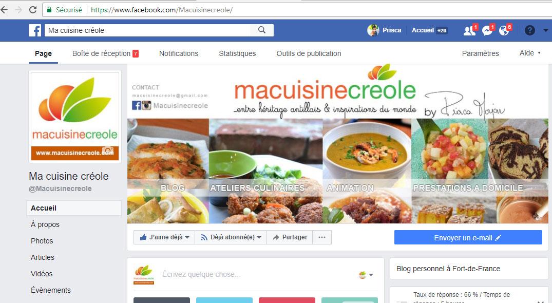 Ma cuisine cr ole avis clients for Ma cuisine fr