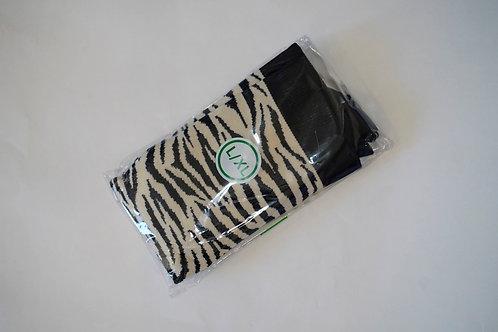 Zebra Compression Socks