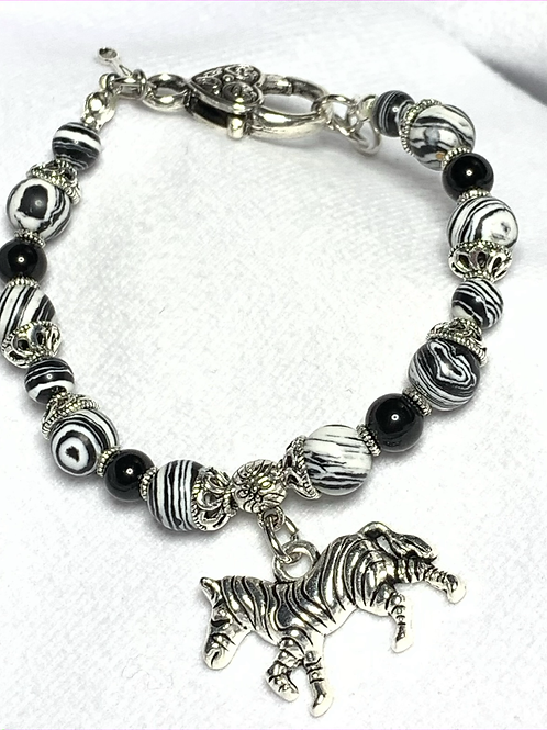 Ehlers Danlos Awareness Bracelet