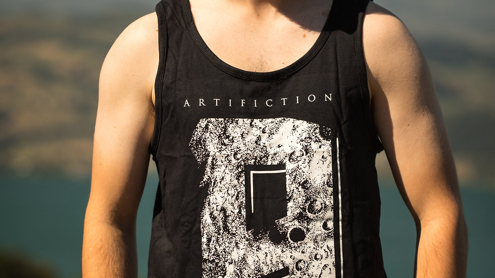 "Tank Top ""Artifiction"""