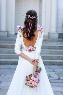invitada, perfecta, sweet, bride, peinad