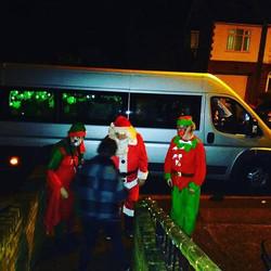 Christmas bus 2020.2