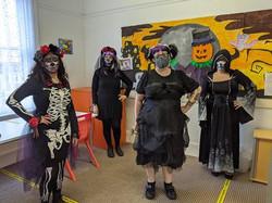 Staff Halloween