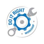 Do It Right Logo Concept