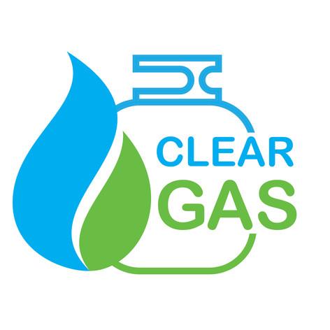 Clear Gas Logo