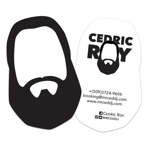 Cedric Roy Business Card