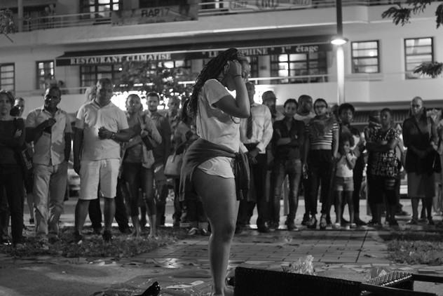 """Spakle"" in Martinique for FIAP"