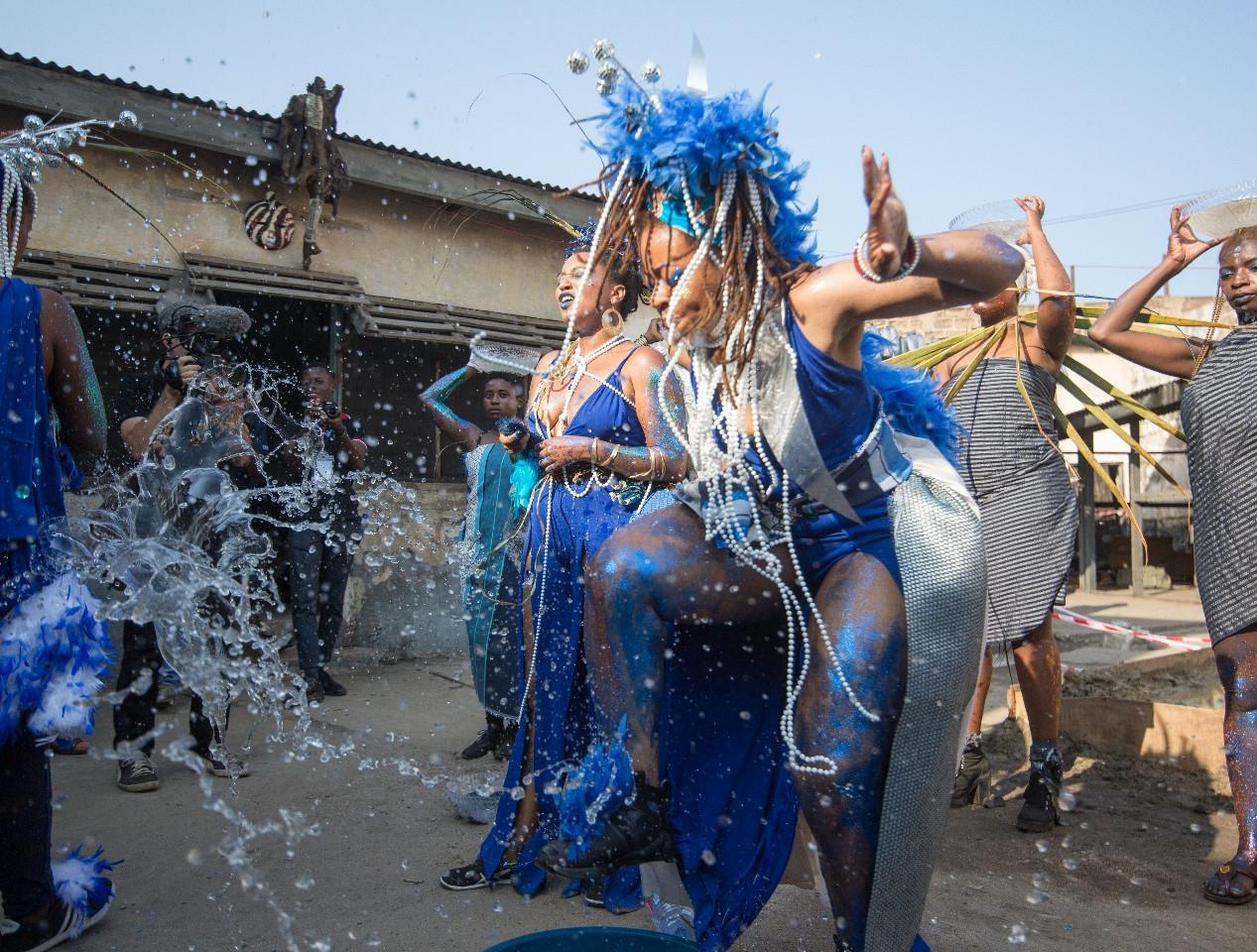 African Body Snatchers - James Town, Accra, Ghana