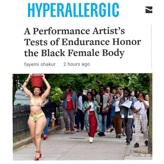 Article by Fayemi Shakur, Click link to view full article