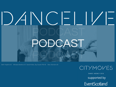 Final DanceLive and Creative Me Podcast