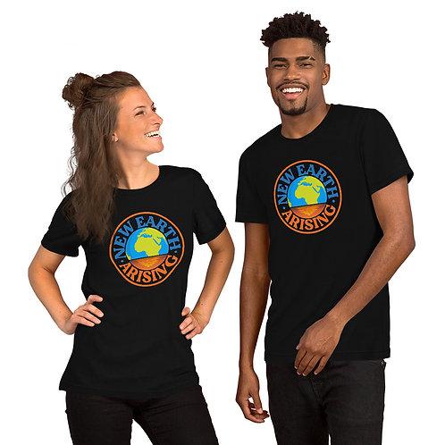 New Earth Arising Short-Sleeve Unisex T-Shirt