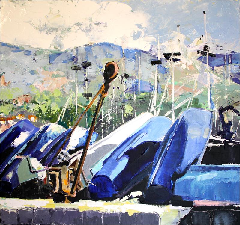 Barques à Hondarribia