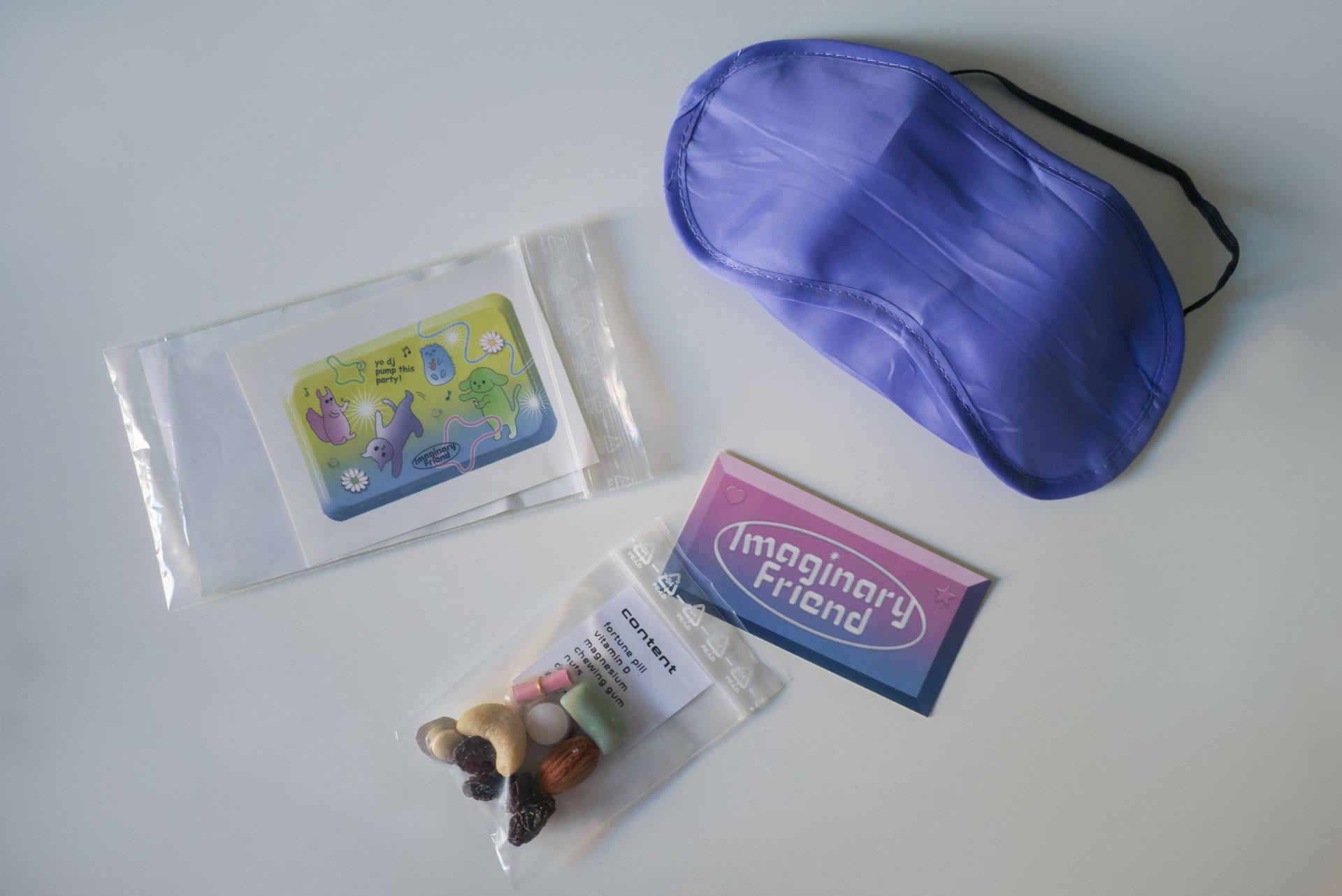 Giveaway goods