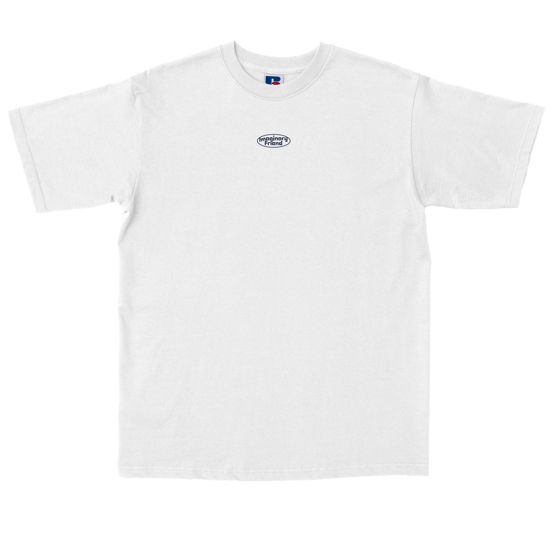 Short sleeve t shirt front