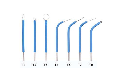 Electrosurgery Cutting Unit Electrode Set of 7