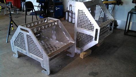 ROV aluminum welding