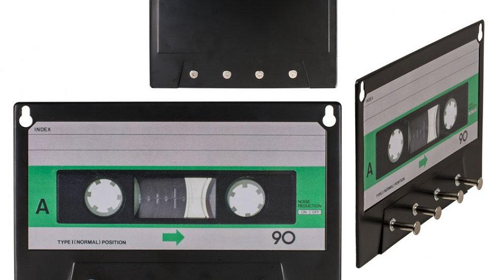 Porte-clés Cassette audio