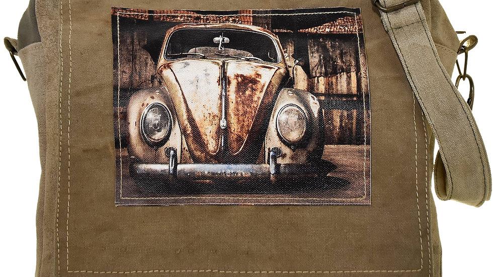 Vintage VW Coccinelle Tente Bandoulière