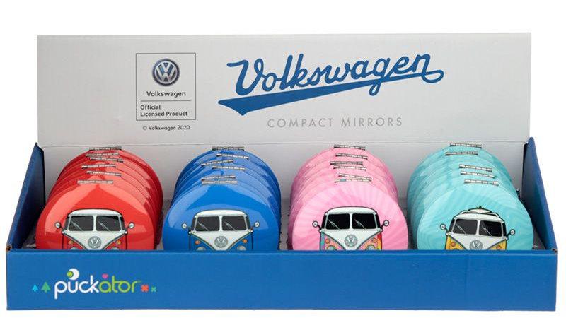 Miroir de Poche Volkswagen - Van Bus Combi VW T1