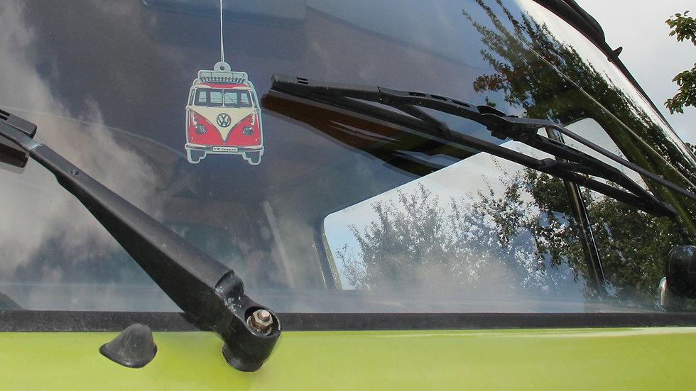 VW T1 Combi Parfum d'ambiance - Vanille/rouge