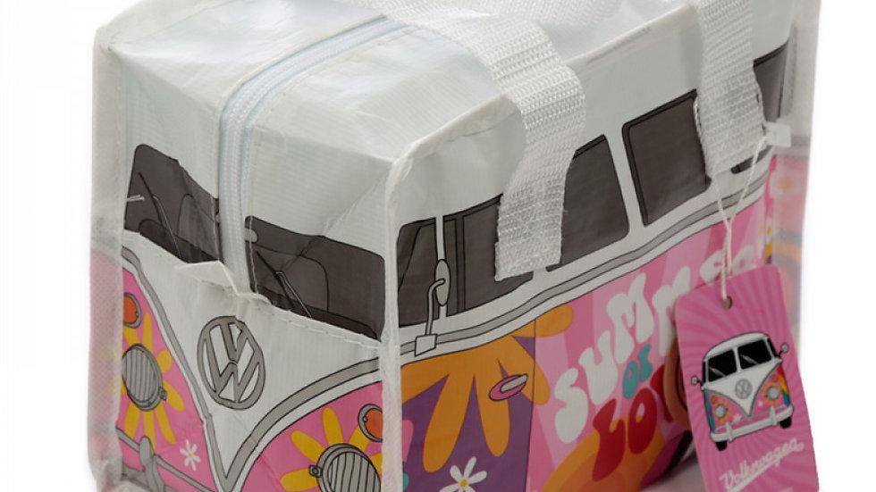 Petit Sac Repas (sans Mousse EPE) Volkswagen - Van Bus Combi VW T1