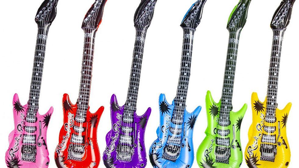 guitare gonflable l, 100cm