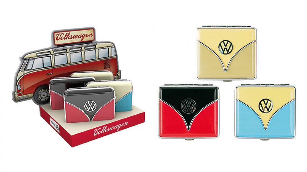 Boîte de cigarettes en couleur