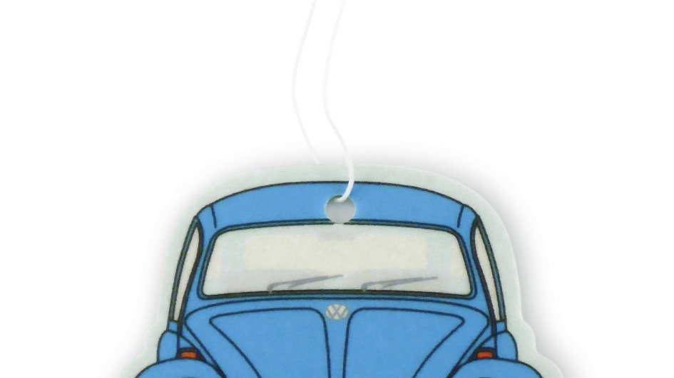 VW Coccinelle Parfum d'ambiance - Fresh/bleu