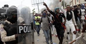 Haiti on the brink of revolution