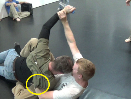 Combatives Holsters