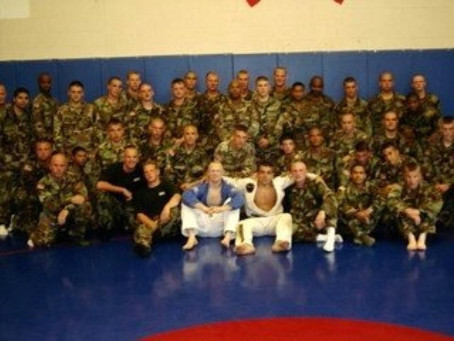 Fire in the Combatives Community
