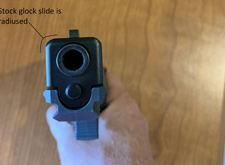 Blackhawk L3D RDS Holster Review